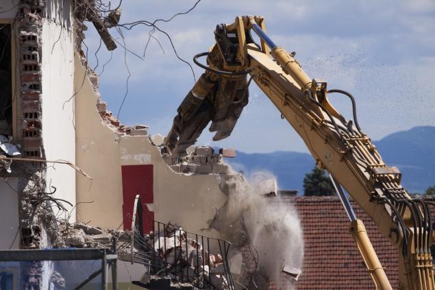 demolition-over-repairs