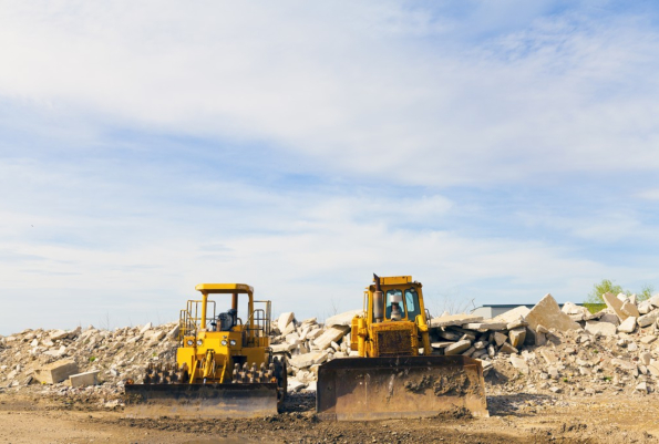 Safety Protocols in Demolition Services
